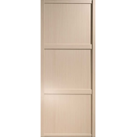 Shaker Sliding Wardrobe Door 914mm 36 Maple Panel Door