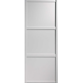 Shaker Sliding Wardrobe Door 914mm 36 White Panel Door