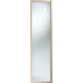 "Shaker Maple Mirror Door 610mm (24"") 